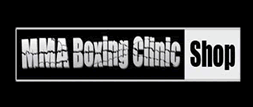 The MMA Boxing Clinic Shop